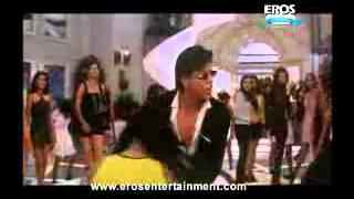 Twinkle Khanna Shah Rukh Khan   Song from Baadshah2