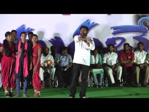 Telangana Students Union conducts Samarabheri at Arts College OU 6