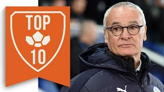 Top 10 Undeserved Manager Sackings