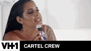 Stephanie Fights Nicole Over Her Police Affiliation | Cartel Crew