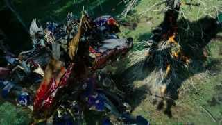 Transformers Revenge of the Fallen Optimus Prime Vs Megatron Starscream & Grindor (Blu-ray) Edition