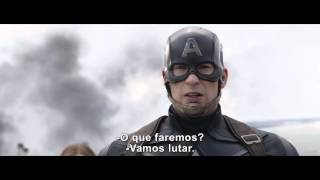 Captain America: Civil War - Official