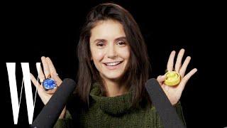 Nina Dobrev Explores ASMR   W Magazine