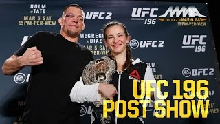 UFC 196 Post-Fight Show