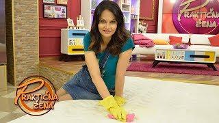 Praktična žena - Pranje dušeka i skidanje fleka