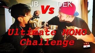 ULTIMATE MOMO CHALLENGE!!!!!