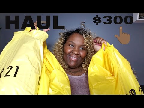 Xxx Mp4 I SPENT 300 ON FOREVER21 PLUS SIZE TRY ON HAUL PlusSizeHaul 3gp Sex
