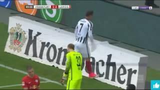 أجمل 10 أهداف الدوري الألماني 2016/2017