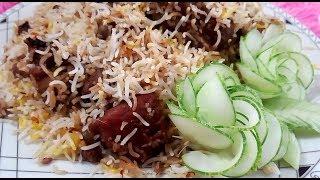 গরুর মাংশের বিরয়ানী/BEEF DUM BIRIYANI/Eid Special (Beef Biryani) Recipe/YUM YUM BEEF DUMBIRYANI