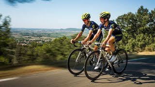 Yates brothers on special two-sided Addicts at la Vuelta