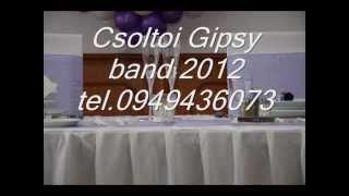 Csoltoi Gipsy band 2012-  Coro som