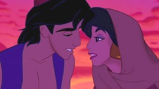 Top 10 Almost Kisses In Animated Films