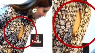 Sonam Kapoor BRALESS | Accidentally Shows Off Her Boobs In Public | Wardrobe Malfunction