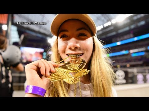 Xxx Mp4 How This 13 Year Old Girl Became The Youngest Gold Medalist In X Games History 3gp Sex