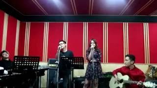 3 composers feat indah edrea - bukan cinta biasa beat cover