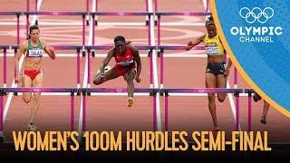 100m Hurdles - Women