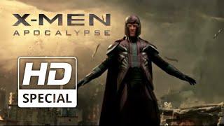 X-Men: Apocalypse | Magneto | Official HD Clip 2016