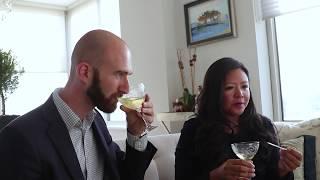 Caviar & Champane 101 with Sturia & Champagne Jeepers