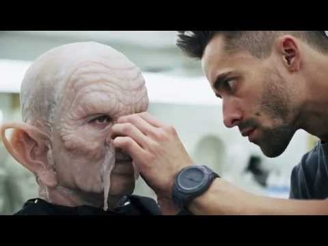 Hoggle Special Make-up Effects by MUD Alumni Cat Paschen and Niko Gonzalez