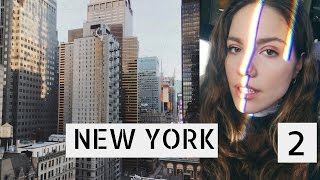 VLOG | New York 2 | Çok Fazla Yemek!