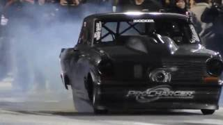 Street Outlaws Daddy Dave 5k grudge vs Kye Kelley at Redemption 6.0