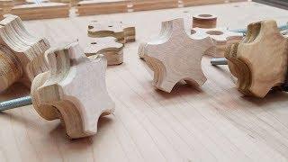 Make Amazing  DIY Star Knobs