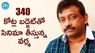 Ram Gopal Varma Announces First International Project NUCLEAR - Tollywood Tales