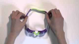 Speedo Skoogle Flexifit Goggles Adjustment Guide