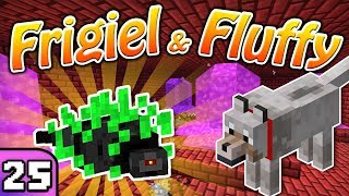 FRIGIEL & FLUFFY : LE DONJON RAVAGÉ | Minecraft - S5 Ep.25