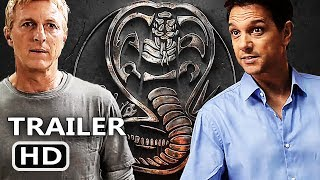 COBRA KAI Official First Trailer (2018) Karate Kid Saga, TV Show HD