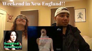 MOM & SON REACTION! Weekend In New England (Highest Version) - Regine Velasquez (Songbird Saturdays)