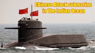 Navy spots China attack submarine in Indian Ocean