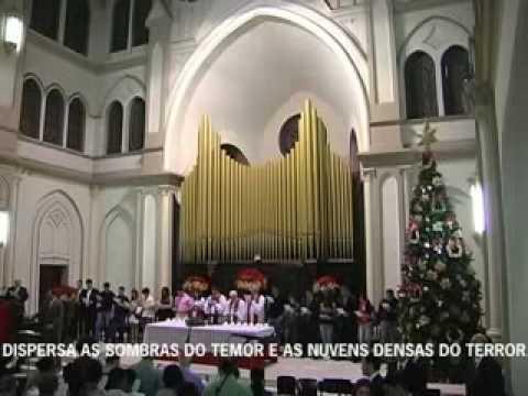 Catedral Evangélica de São Paulo Ó Vem Ó Vem Emanuel Culto das Luzes