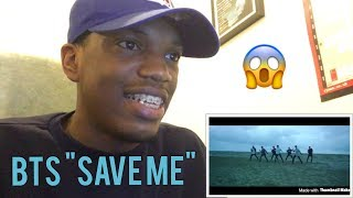 BTS 방탄소년단 - Save Me MV REACTION!!