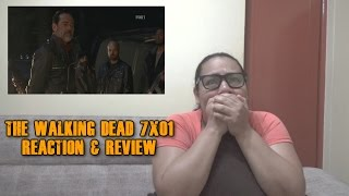 The Walking Dead 7x01 REACTION & REVIEW