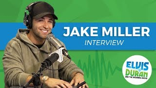 Jake Miller on Producing New Album In His Bedroom | Elvis Duran Show