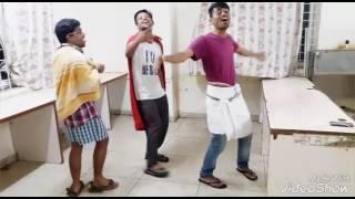 Maakkirikiri rahulsipligunj fan made song