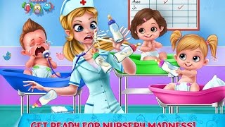 Crazy Nursery Baby Care - TabTale Role Playing - Videos games for Kids - Girls - Baby Android