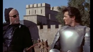The Black Shield Of Falworth 1954 Tony Curtis, Janet Leigh, David Farrar