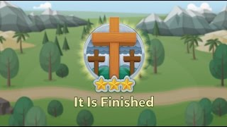It Is Finished | BIBLE ADVENTURE | LifeKids