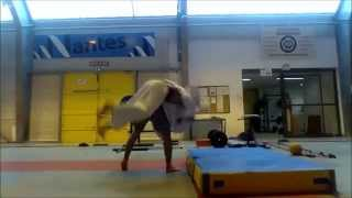 EXERCICES DE MUSCULATION INTEGRES JUDO