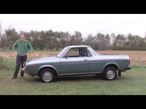 The Subaru BRAT Everything You Need to Know