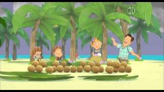 047 Super Why    The Swiss Family Robinson