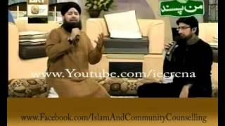 Owais Raza Qadri & Tasleem Sabri Nemat-e-Iftar ARY-Qtv 24 Ramadan 2012