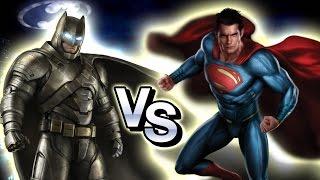 Batman vs Superman | İnanılmaz Rap Düelloları