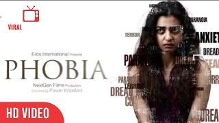 Phobia Official Trailer Launch   Radhika Apte