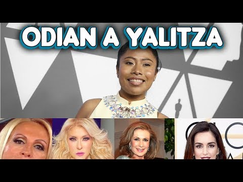 Estos famosos no quieren a Yalitza Aparicio ORBIS Viral