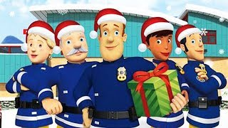 Fireman Sam US New Episodes HD | SPECIAL - Merry Christmas ⛄ Ice Hockey Meltdown 🚒 🔥 Kids Movies