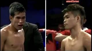 Raul Yu TKO2 Robert Ates