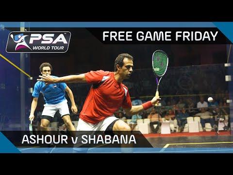 Xxx Mp4 Squash Free Game Friday Ashour V Shabana El Gouna 2014 3gp Sex